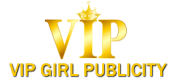 VIP Girl Publicity, London Logo